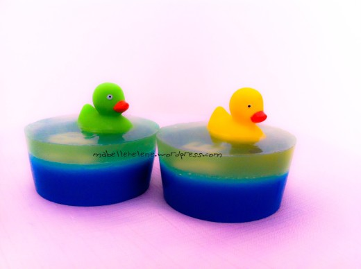 soap & ducks