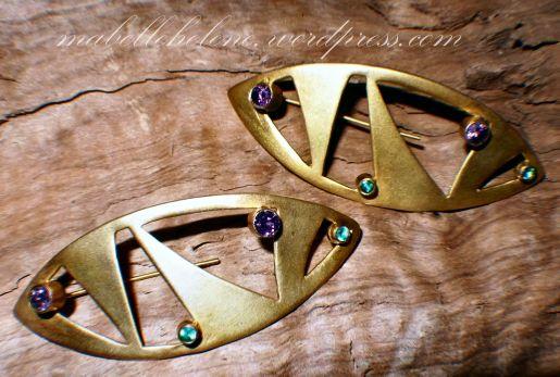 Barchetta Earrings